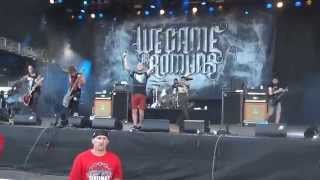 We Came As Romans  - Glad You Came - live - Summerbreeze 2013