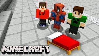 Minecraft: ESPECIAL 30 MINUTOS no BED WARS!!!
