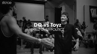 DQ vs Toyz [final] | Skillz Over Politicz