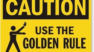 Canaanland Moors the Golden Rule