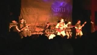 Propagandhi - Brisbane - 17/19 - Stick the fucking flag up your goddamn arse
