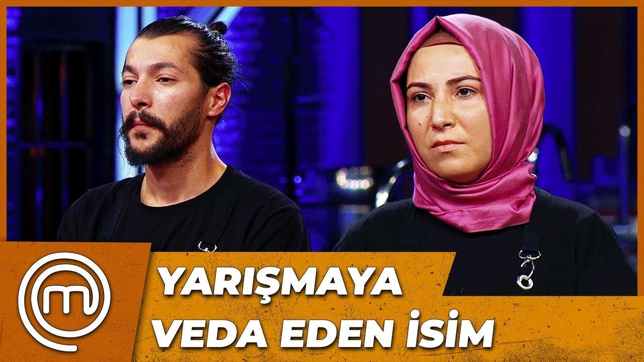 Elenen İsim Belli Oldu   MasterChef Türkiye 44.Bölüm
