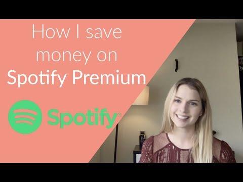 Spotify Premium Discount