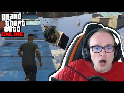 EXPLOSIVER DEATHRUN! | GTA Online Challenge