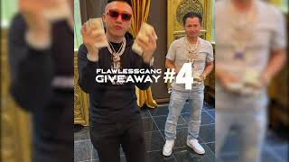 GET ENTERED INTO FLAWLESSGANG GIVEAWAY #4  - WIN $30,000 FLAWLESS DIAMOND GRILLZ + $30,000 CASH EACH