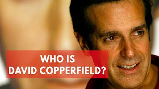 Who is David Copperfield? The World's Highest-Paid Magician