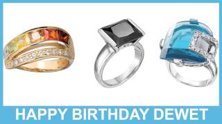 Dewet   Jewelry & Joyas - Happy Birthday