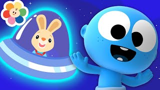 The Clean Up Song in Space   Healthy Habits & Good Manners Songs for Children & Babies   BabyFirst