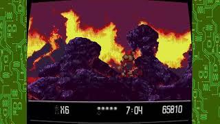 Sega genesis classic collection vectorman 2 xbox live gameplay scene 5