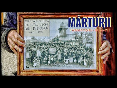 Aici a inceput totul! Comoara din Vanatori-Neamt. Marturii despre Adevarul Dreptei Credinte