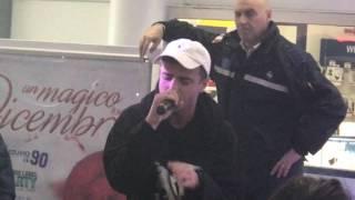 Mostro - Poco prima dello schianto ( live a Napoli )