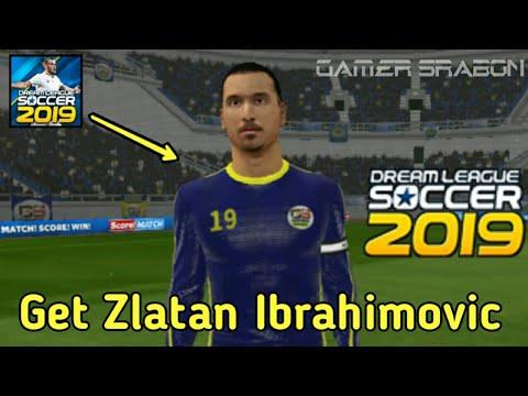 Get Zaltan Ibrahimovic In Dream League Soccer Youtube