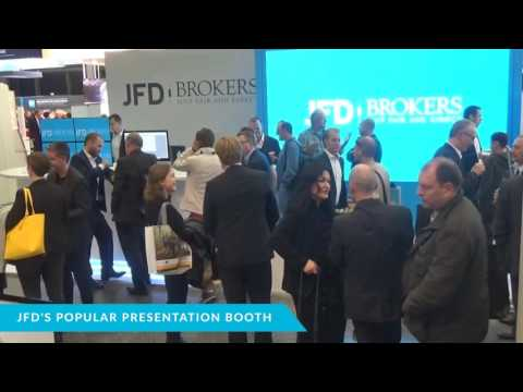 JFD Brokers at the World of Trading Expo 2016