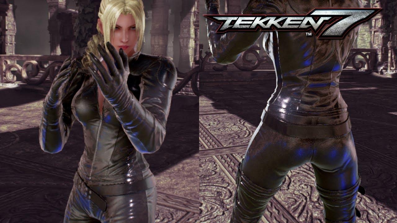 Nina Story Outfit Mod Tekken 7 Pc Modding Youtube