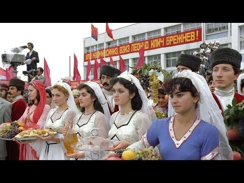 Şən Azərbaycan - Merry Azerbaijan [Azerbaijani/Russian]