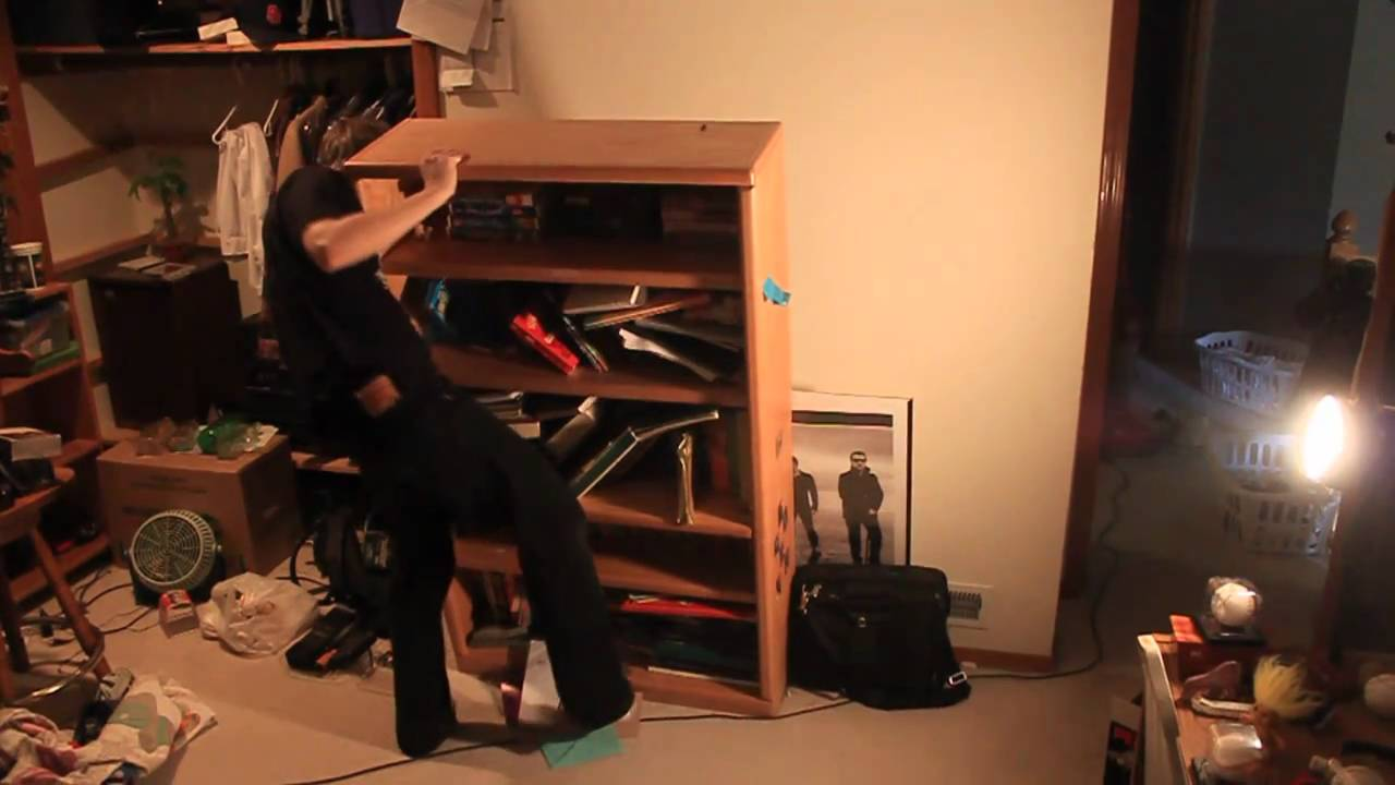 Bookshelf Fail Original