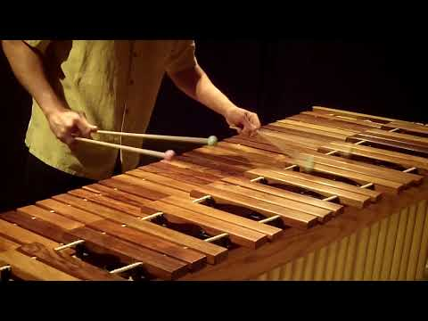 Etude op. 6 no. 9 (B-Major) by Clair Musser, Kevin Bobo, marimba