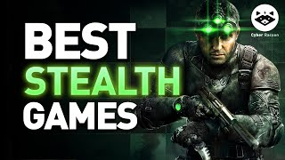 Best Stealth Games oḟ 10 Years for PS4, XBOX and PC