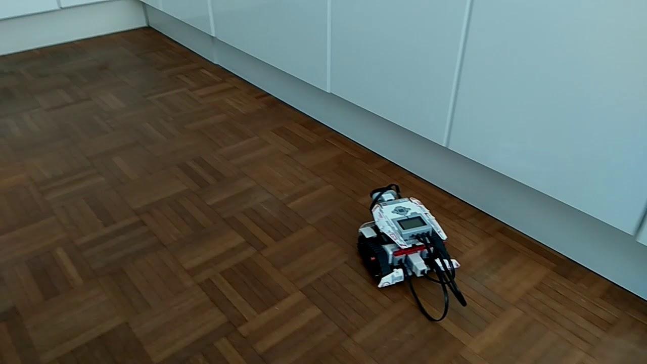 Autonomous Mindstorms Robot