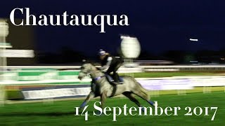 ATC TV: Chautauqua Track Gallop - 14 September 2017