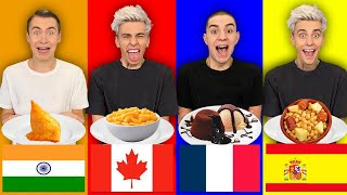 TRYING DESSERTS FROM ALL OVER THE WORLD CHALLENGE !