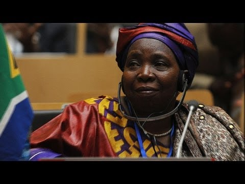 S.Africa's Dlamini-Zuma elected to AU top job