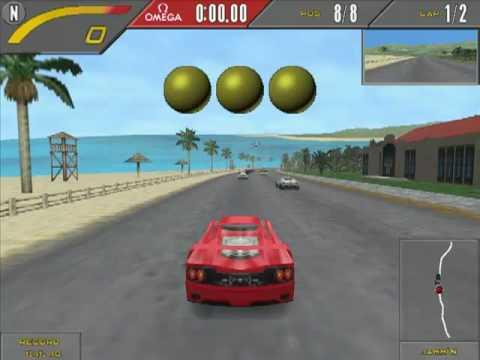 Need For Speed II SE: Last resort (3dfx)