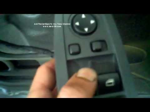 BMW Electrical Problems, Windows Will Not Raise Or Lower, Outside