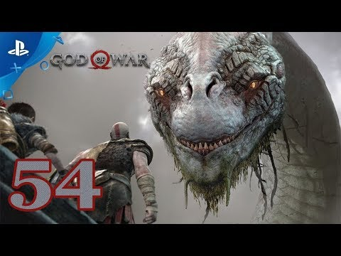 God of War - Let's Play Part 54: A Path to Jotunheim