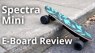 Swagtron Spectra Mini Electric Penny Board Review | (Speed Test, Range Test, Hill Climb Test)