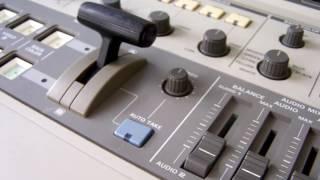 mixer d video panasonic wj mx12