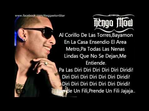 ★ Ñengo Flow Ft Jory - Diri Diri (CON LETRA) ★