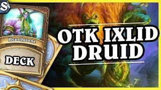 OTK IXLID DRUID - Hearthstone Deck Std (K&C)