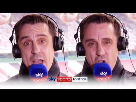 """""""I'm absolutely DISGUSTED!""""   Gary Neville's verdict on the European Super League proposals"""