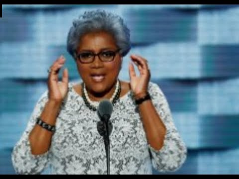 DONNA BRAZILE WHO HELPED HILLARY CHEAT IN DEBATE