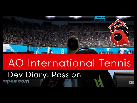 The passion behind AO Tennis