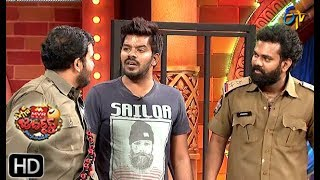 Sudigaali Sudheer Performance | Extra Jabardasth | 25th January 2019   | ETV Telugu