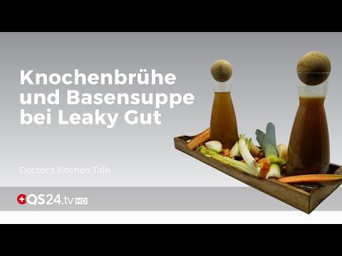 Basen- und Knochenbrühe gegen Leaky Gut Syndrom