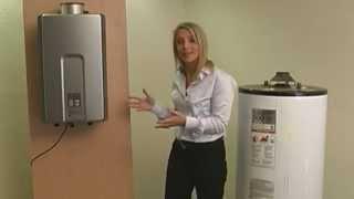 RINNAI TANKLESS VS Tanked Water Heaters