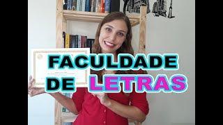 Como é a faculdade de Letras (Português e Inglês)?