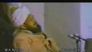 Majlis Irfan -1984-02-15_part 3/7 Ahmadiyya Islam Pakistan