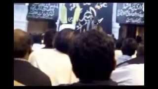 Zakir Molana Asif Raza Alvi About Hazrat Imam Hussain