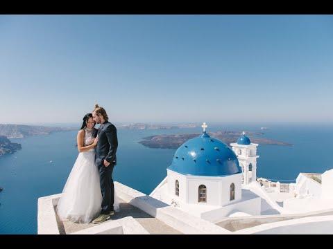 A Crazy Trip To Santorini, Greece