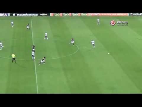 Melhores momentos : Gols de Coritiba 2 x 0 Atlético MG - Brasileirão série A 2016