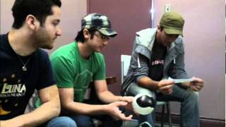 Boyce Avenue Interview VidBits