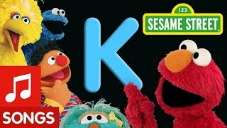 Sesame Street: Letter K (Letter of the Day)