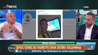 (..) Beyaz Futbol 26 Ağustos 2017 Kısım 2/5 - Beyaz TV