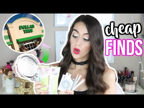 TOP 10 DOLLAR TREE MAKEUP/BEAUTY PRODUCTS & WHAT TO AVOID!