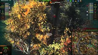 World of Tanks - T54 First Prototype - Ace Tanker WN8: 10,471