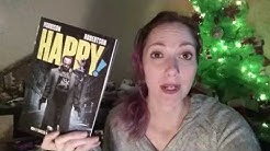 Happy Comic Review and SyFy show hype!!!